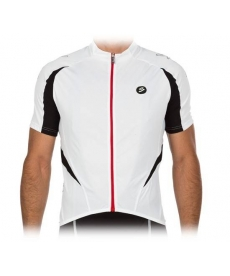 Maillot Ciclista Spiuk Tean Men Jersey Blanco