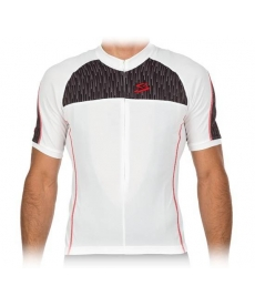 Maillot Ciclista Spiuk Race Men Jersey Blanco