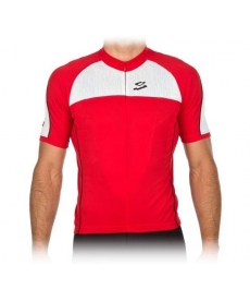 Maillot Ciclista Spiuk Race Men Jersey Rojo