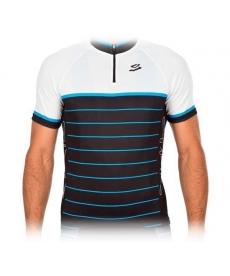 Maillot Ciclista Factory Men Jersey Azul