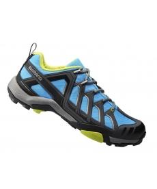 Zapatillas Shimano MT34 Azules 2014