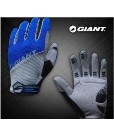 Guantes de Ciclismo Giant Azules