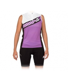 Maillot Spiuk Race Mujeres Jersey Violeta 2014