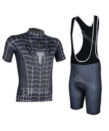 Ropa de Ciclismo de verano Spiderman 2014