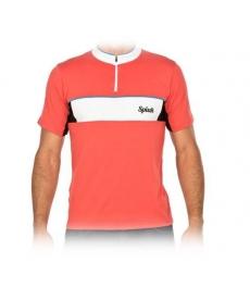 Maillot Ciclista Spiuk Urban Men Jersey Rojo 2014