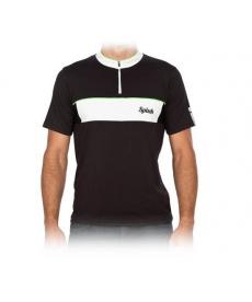 Maillot Ciclista Spiuk Urban Men Jersey Negro 2014