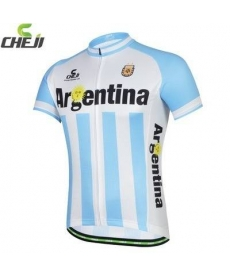 Maillot Ciclista Argentina Mundial 2014
