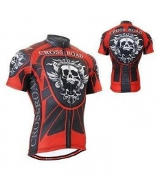 Maillot Ciclista Corto Cross Road  2014