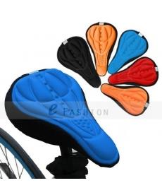 Badana de gel de silicona para el sillín de la bicicleta