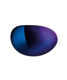 Lentes Gafas Spiuk Ventix Azul Espejo 2014
