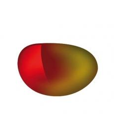 Lentes Gafas Spiuk Arqus Rojo Espejo 2014