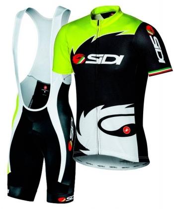 Ropa de Ciclismo de verano Sidi 2014