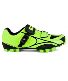 Zapatillas Spiuk New Risko Amarillas Fluor 2015
