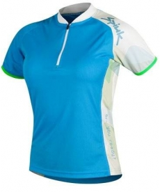 Maillot Spiuk Race Mujer Azul 2015