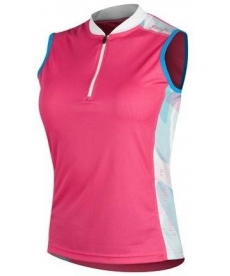Maillot Spiuk Race Mujer Rosa Sin Mangas 2015