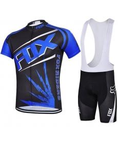 Equipación Ciclista de Verano Fox 2021