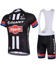 Equipación Ciclista de Verano Giant Alpecin 2021