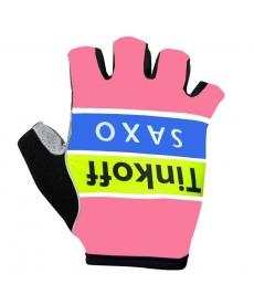 Guantes de ciclismo Saxo Bank