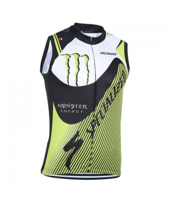 Maillot Ciclista sin Mangas Monster 2021
