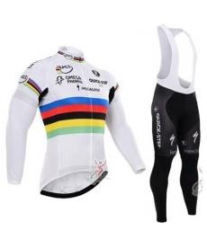 Ropa de Ciclismo Larga Quick Step UCI 2021