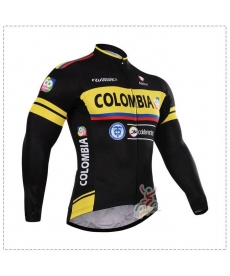 Maillot Ciclista Largo Colombia 2019