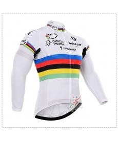 Maillot Ciclista Largo Quick Step UCI 2021