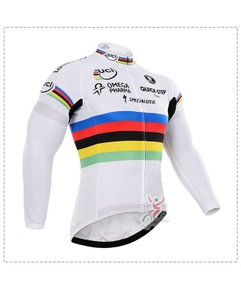 Maillot Ciclista Largo Quick Step UCI 2018
