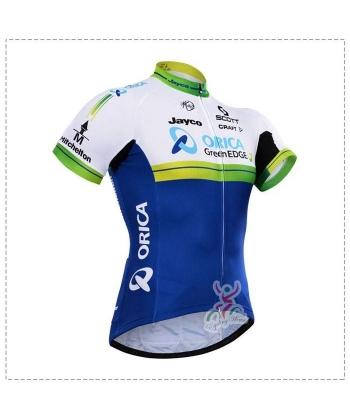 Maillot Ciclista Greenedge Orica 2021