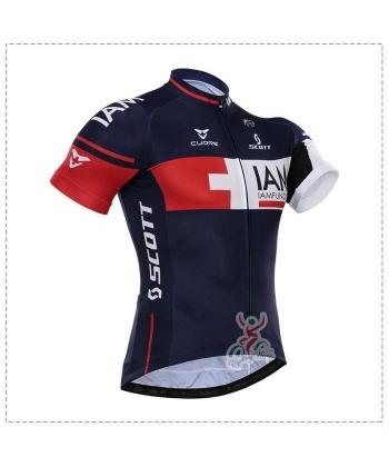 Maillot Ciclista Corto IAM 2021