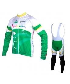 Ropa de Ciclismo Larga Andalucia 2021