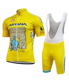 Ropa de Ciclismo de verano Astana 2021