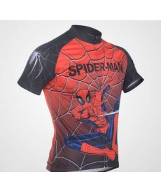 Maillot Corto Spiderman