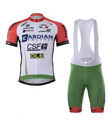 Equipación Ciclista de Verano Bardiani 2021