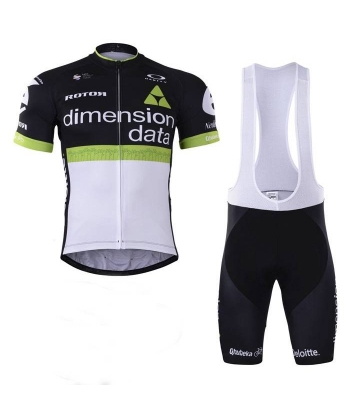 Equipación Ciclismo de Verano Dimension Data 2021