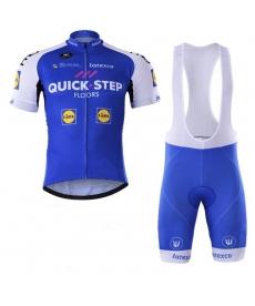 Equipación Ciclismo de Verano Quick Step 2021