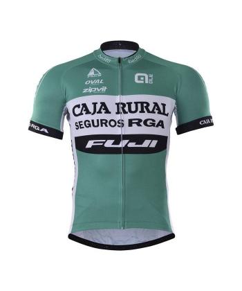 Maillot Ciclista Corto Caja Rural 2021