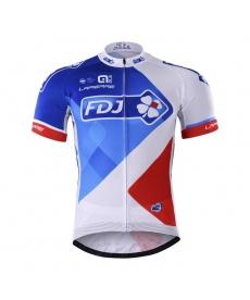 Maillot Ciclista Corto FDJ 2021