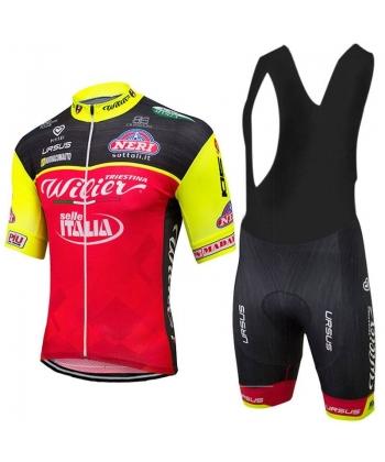 ropa deportiva de alto rendimiento proporcionar una gran selección de nueva productos Equipación corta con tirantes WILIER SELLE ITALIA 2019 | Oferta 60.49€