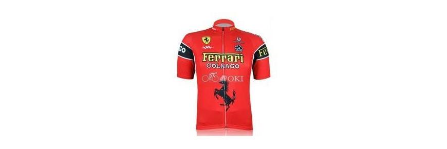 Maillot Ciclismo Corto