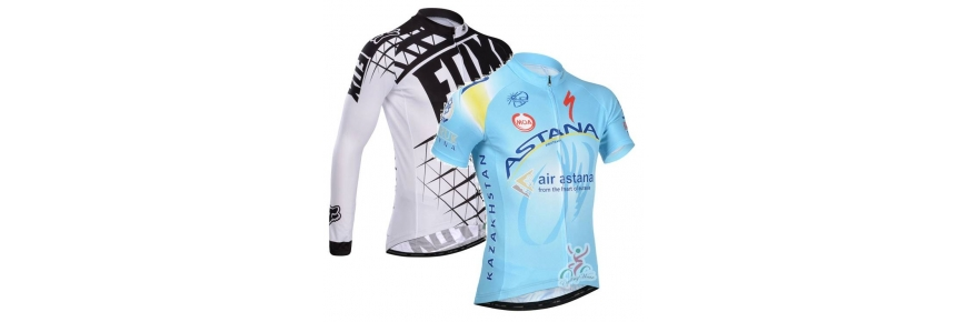 Maillot Ciclista 2018