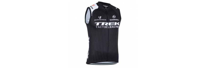 Maillot Ciclista Sin Mangas 2018